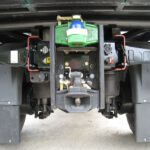 Höhenverstellbare Anhängerkupplung für Hitsch-Kugel-Kupplung und Anhängemaul
