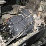 Splittgetriebe Nachgerüstet in Unimog U1300L