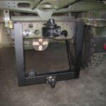 Anhängerkupplung PKW bis 3,5to an Unimog U1300L