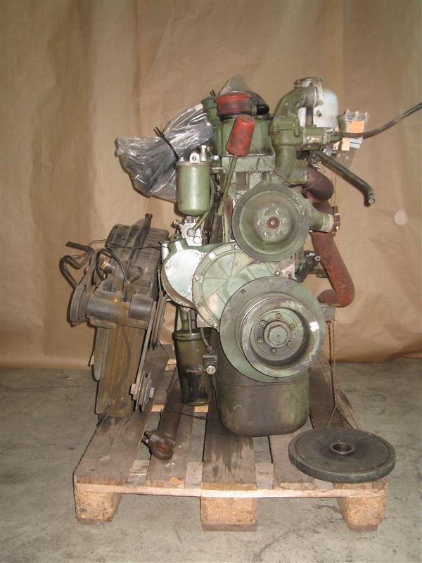 Unimog Motor Om352 Berholt Unimog Gebraucht Allrad