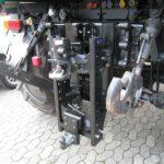 Höhenverstellbare Anhängerkupplung für PKW-Kugelkopf und Anhängemaul