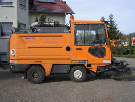 Kehrmaschine Schmidt SK 153sx (2)