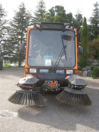 Kehrmaschine Schmidt SK 153sx (3)