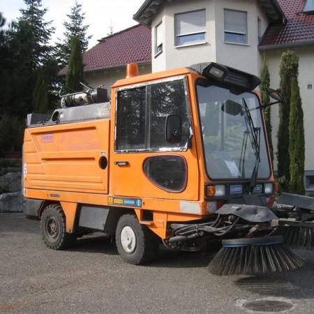 Kehrmaschine Schmidt SK 153sx