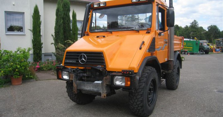 Unimog U90 turbo