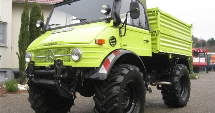 Unimog U900