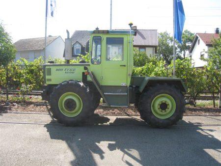 MB-trac 1000