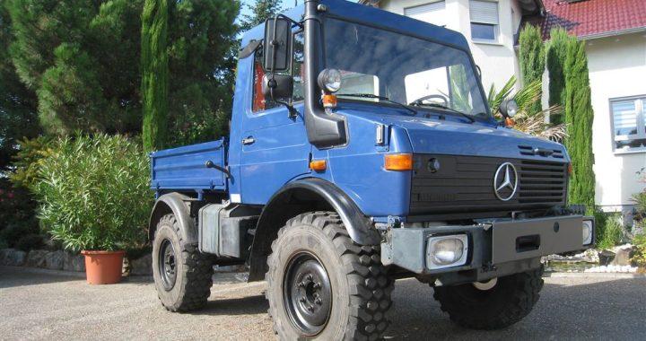 Unimog U1400