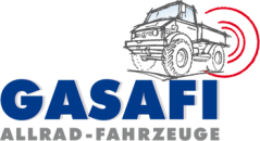 Unimog Gebraucht Allrad-Fahrzeuge - Gasafi.de Logo