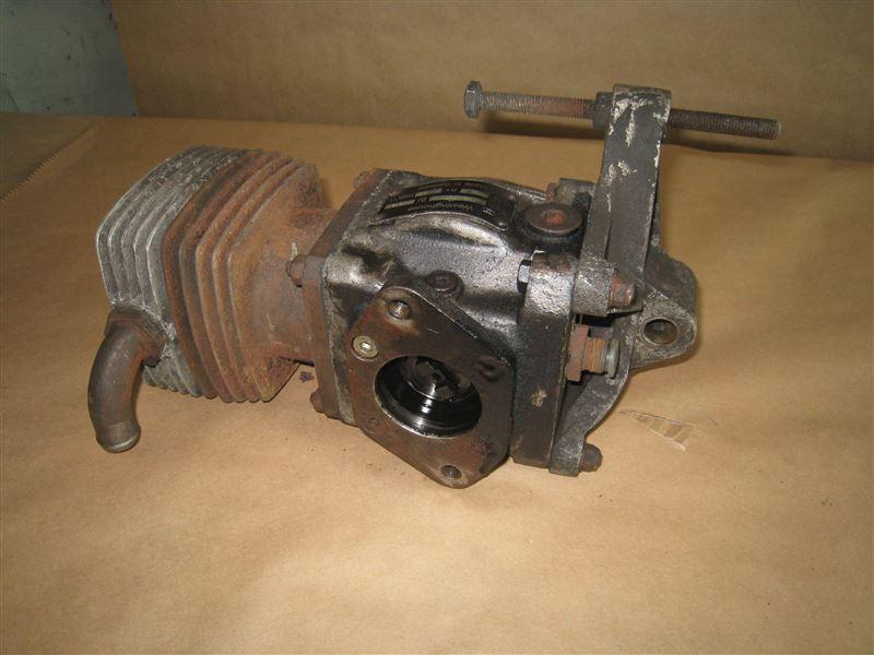 Kompressor Unimog