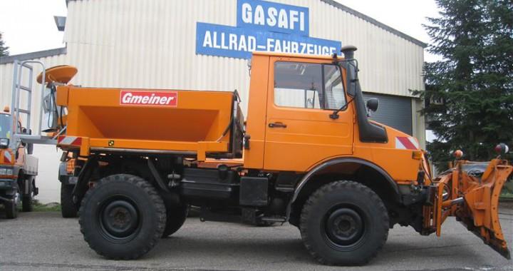 Unimog U1200 Winterdienst